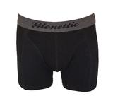 Gionettic Bamboe Heren boxershort Zwart_