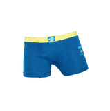 Active Plus Jongens boxershort Donkerblauw/Geel_