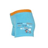 Active Plus Jongens boxershort Lichtblauw/Oranje_