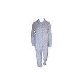 Cocodream Flanel Pyjama Tree Blauw_