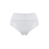 6-Pack J&C Dames tailleslip met kant H805 Mix_