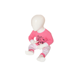 "Beeren Baby pyjama ""To the Moon"" Roze_"