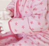 Beeren Baby slaapzak M3000 star Roze_