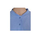 Lunatex Katoenen dames pyjama Bleu_