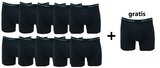 10+1 gratis Heren boxershorts Maxx Owen Marine-Green_