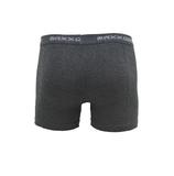 3-pack Maxx Owen Bamboe Heren boxershort Antraciet_