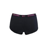 Bon Giorno 2-Pack Dames shorts Zwart_