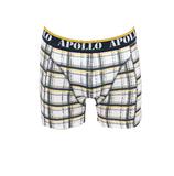 Apollo 2-Pack Heren boxershorts Groen/Geel_