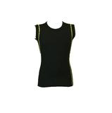 Beeren 6-Pack Jongens mouwloze shirts B.Y. Ricardo Geel_