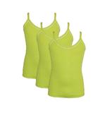 Beeren 3-Pack Meisjes hemden Vicky Groen_