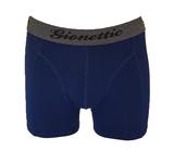 6-Pack Gionettic Bamboe Heren boxershorts Marine_