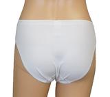 Lunatex dames High-leg slip Wit_
