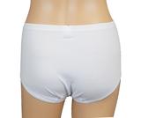 Lunatex dames Maxi slip (Taille) Wit_
