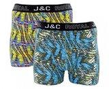 J&C 2-pack Heren boxershorts H229-30037_