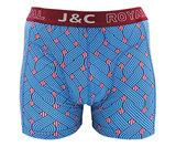 J&C 2-pack Heren boxershorts H231-30042_