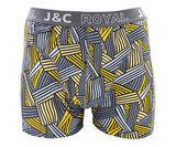 J&C 2-pack Heren boxershorts H233-30046_