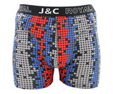 J&C 2-pack Heren boxershorts H234-30047_