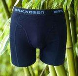 Maxx Owen Bamboe Heren boxershort Marine_