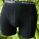 Maxx Owen Bamboe Heren boxershort Zwart_