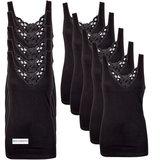 Beeren 10-pack dames hemden Viola Zwart_
