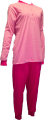 Lunatex Dames pyjama Jersey Roze_