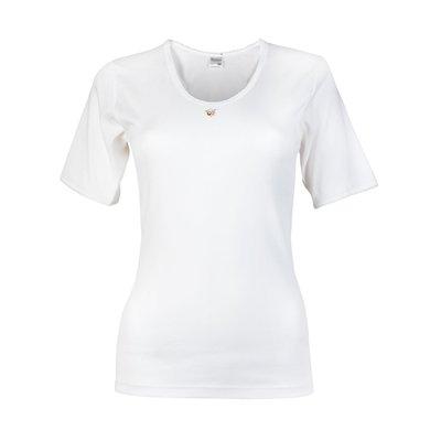 Beeren Dames shirt met K.M. M3000 Wit