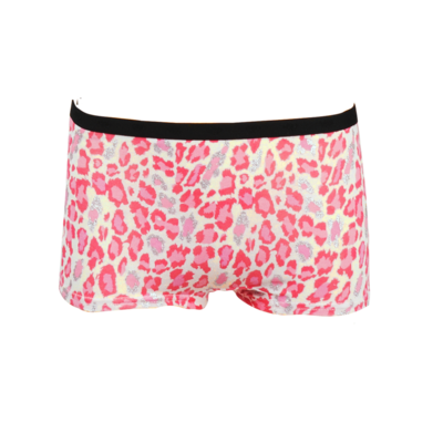 2-Pack Fun2Wear Meisjes boxershorts Animal Barely Pink