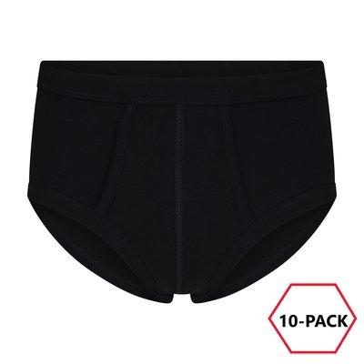 Beeren 10-pack heren slips M3000 Zwart