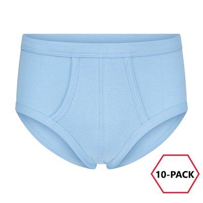 Beeren 10-pack heren slips M3000 Bleu