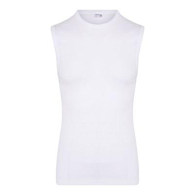Beeren Heren mouwloos shirt M3000 Wit