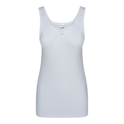 Beeren Dames hemd Brenda M3000 Wit