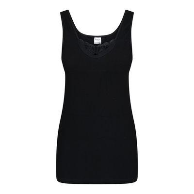 Beeren Dames hemd Madonna M3000 Zwart