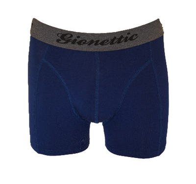 Gionettic Bamboe Heren boxershort Marine