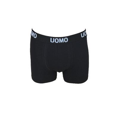 UOMO Heren boxershort Zwart