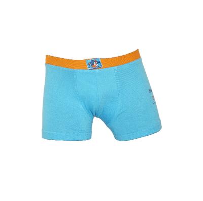 Active Plus Jongens boxershort Lichtblauw/Oranje