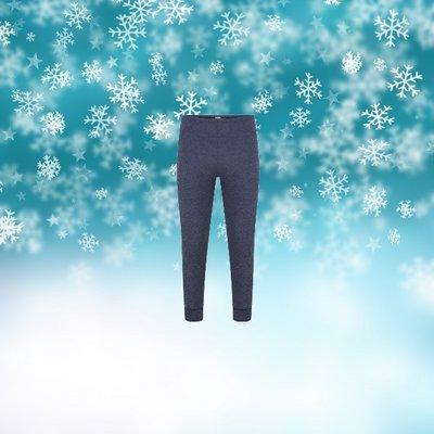 Beeren Unisex Thermo pantalon Marine