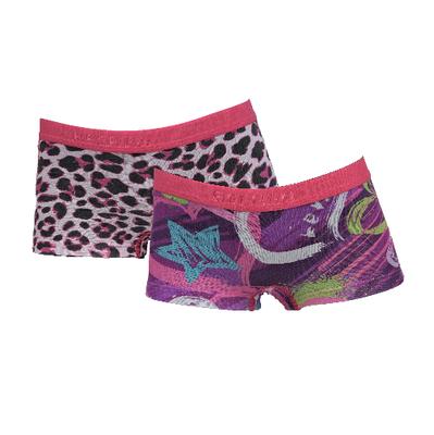 Beeren Meisjes short Combi 2-pack
