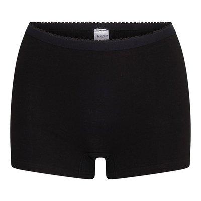 Beeren Dames panty Softly Zwart