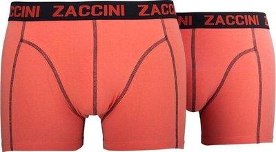 Zaccini 2-pack Heren boxershorts  Emberglow