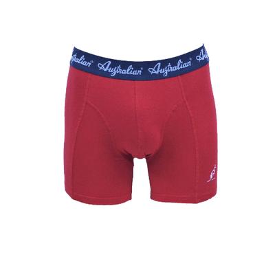 Australian Heren boxershort Rood