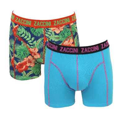 Zaccini 2-pack Heren boxershorts deal 2
