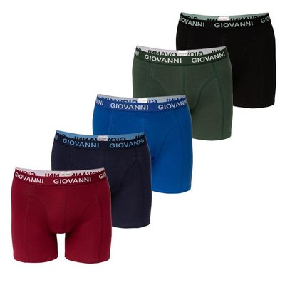 """5-pack Giovanni Heren boxershorts Giftbox """"Cloudy"""""""