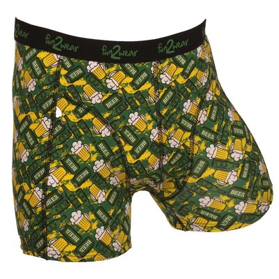 Fun2Wear Heren boxershort Bier