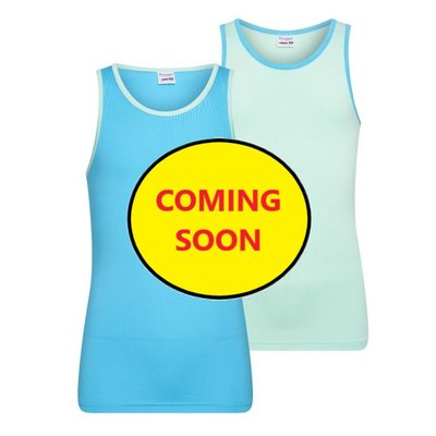 Beeren 2-Pack Mix&Match meisjes hemden Mint/Turqouise
