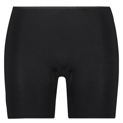 Beeren Dames short Elegance met lange pijp Zwart
