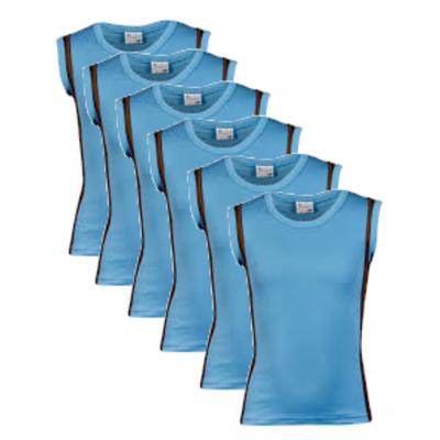 Beeren 6-Pack Jongens mouwloze shirts B.Y. Sjors