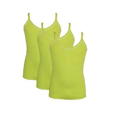 Beeren 3-Pack Meisjes hemden Vicky Groen