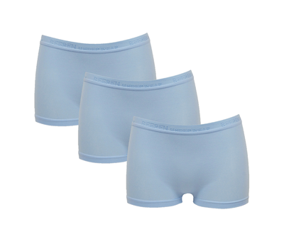 Beeren 3-Pack Dames boxershorts Beeren Young Bleu
