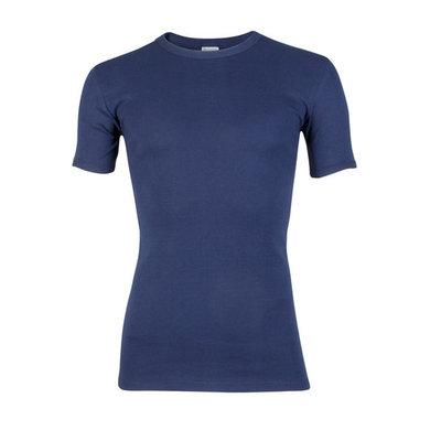 Beeren Heren T-shirt Korte Mouw M3000 Marine