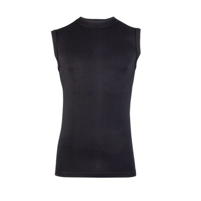 Beeren Heren mouwloos shirt Comfort Feeling Zwart
